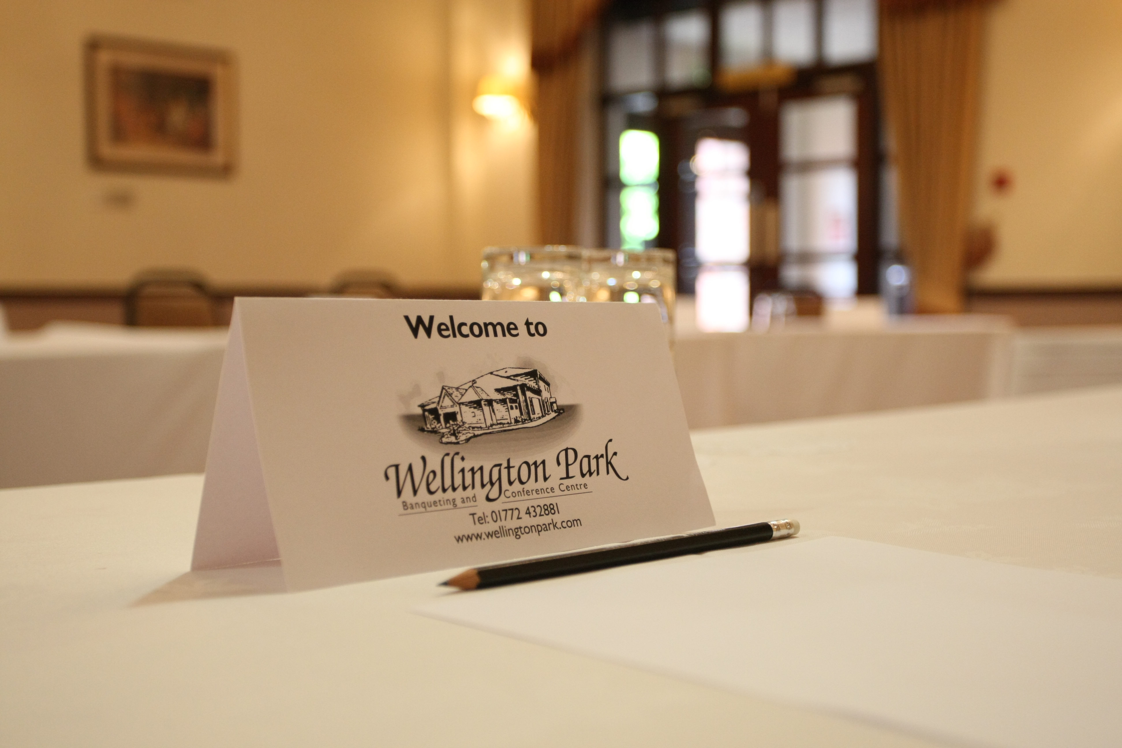 Wellington park leyland wedding