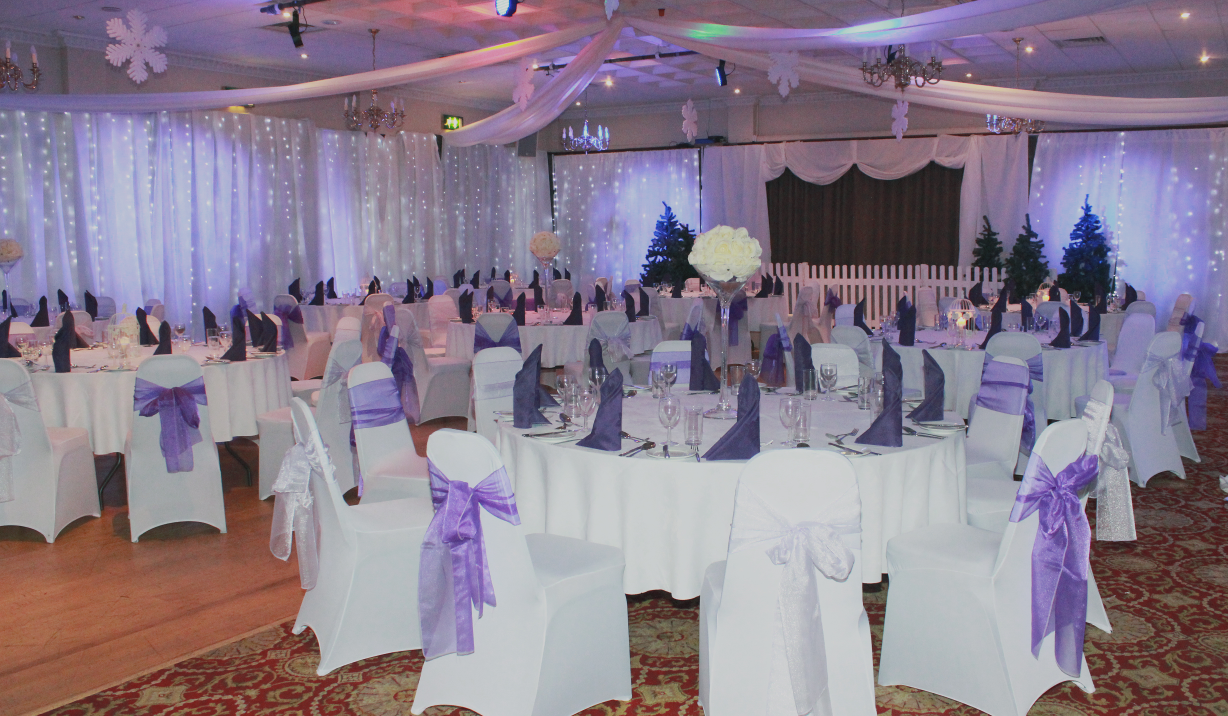 Winter Wonderland Wedding 2